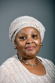 Profile picture: Mapisa-Nqakula, Ms NN