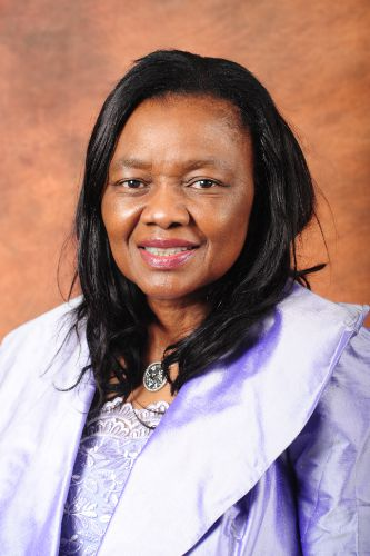 Profile picture: Mkhize, Prof HB