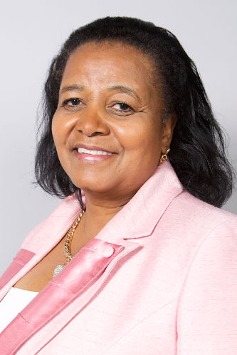 Profile picture: Molewa, Ms BE