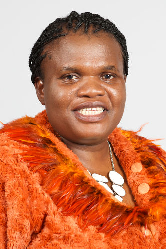Profile picture: Muthambi, Ms AF