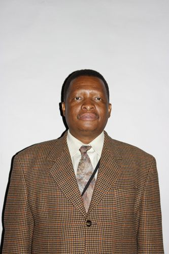 Profile picture: Radebe, Mr BA