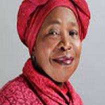 Profile picture: Dlamini-Zuma, Dr N
