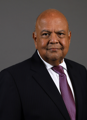 Profile picture: Gordhan, Mr PJ