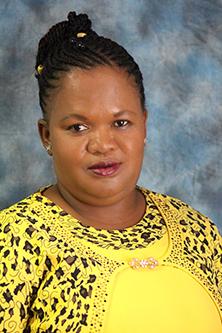 Profile picture: Tlhapi, Ms GV