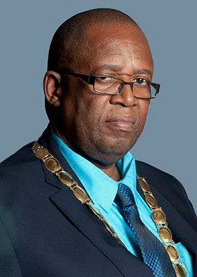 Profile picture: Mthethwa, Mr JM