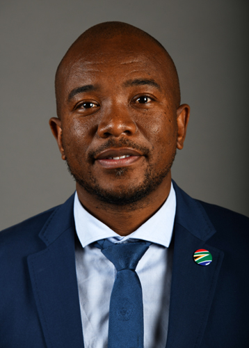 Profile picture: Maimane, Mr MA
