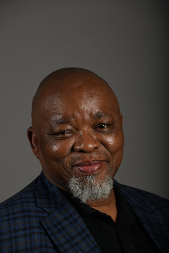Profile picture: Mantashe, Mr G