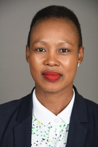 Ndabeni-Abrahams, Ms ST