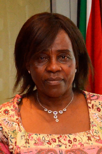 Profile picture: Senokoanyane, Ms D