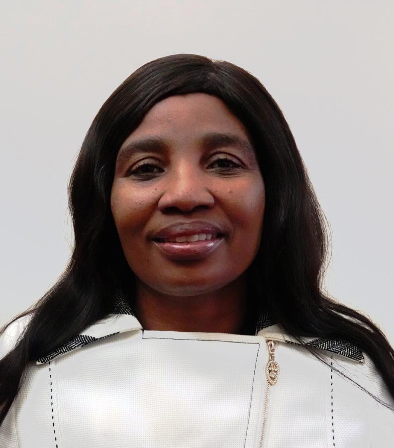Profile picture: Modise, Ms TC
