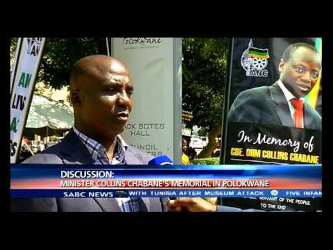 Maswanganyi, Mr MJ