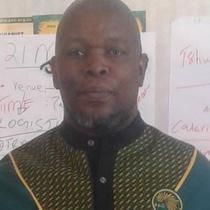 Profile picture: Joko, Mr B