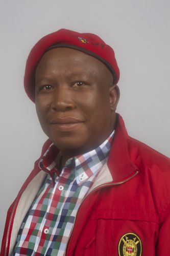 Profile picture: Malema, Mr J