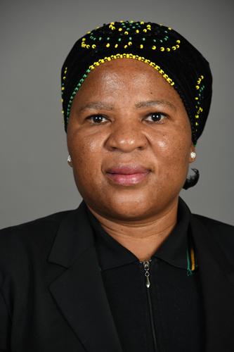 Profile picture: Semenya, Ms MR