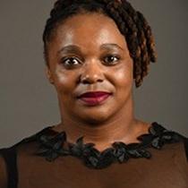 Profile picture: Tshwete, Ms B